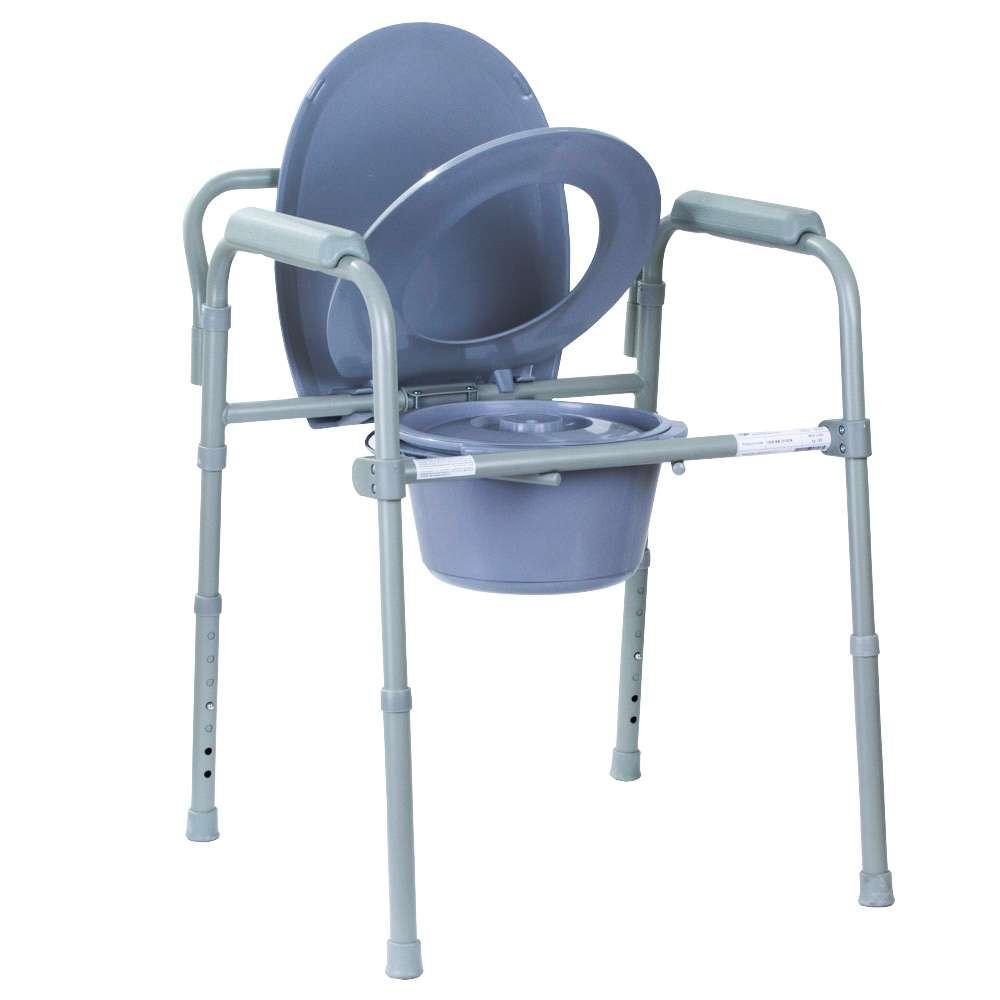 Складной стул-туалет, OSD-2110C