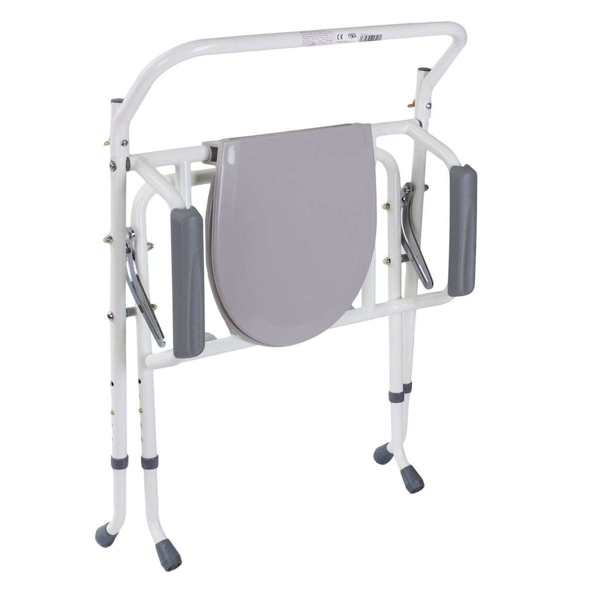 Стальной усиленный стул-туалет, OSD-RPM-68600