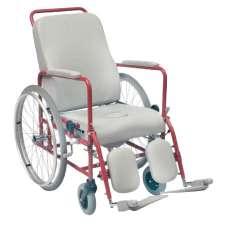 Кресло-коляска с санитарным оснащением, OSD-Deluxe-RW