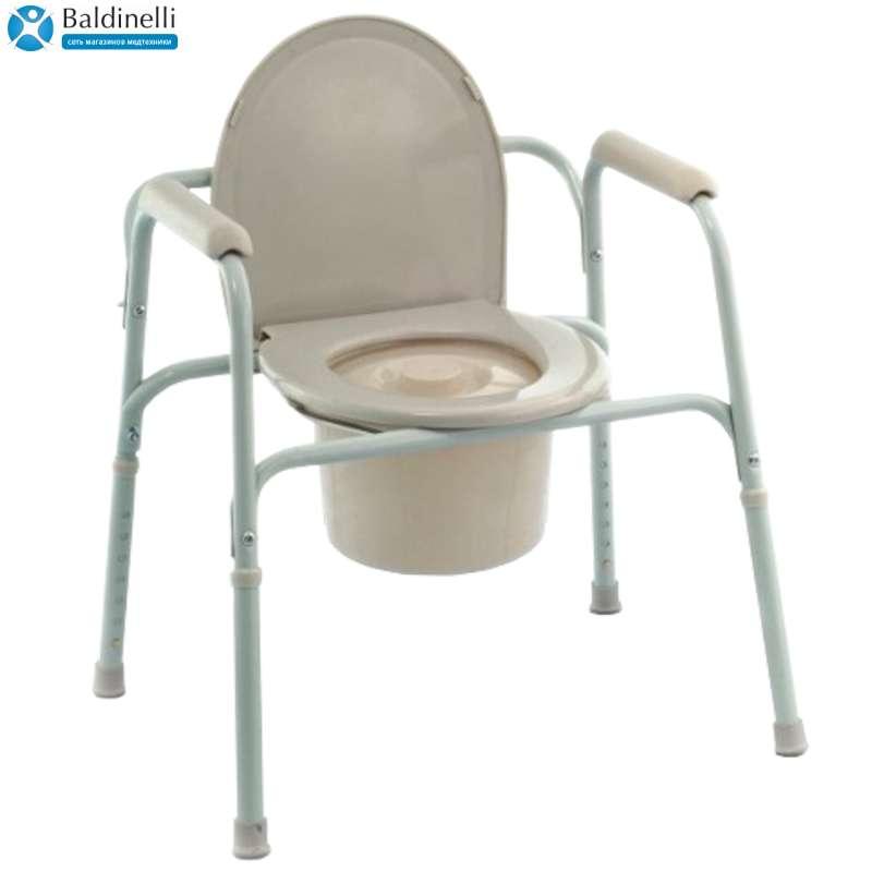 Стальной стул-туалет OSD-H020B