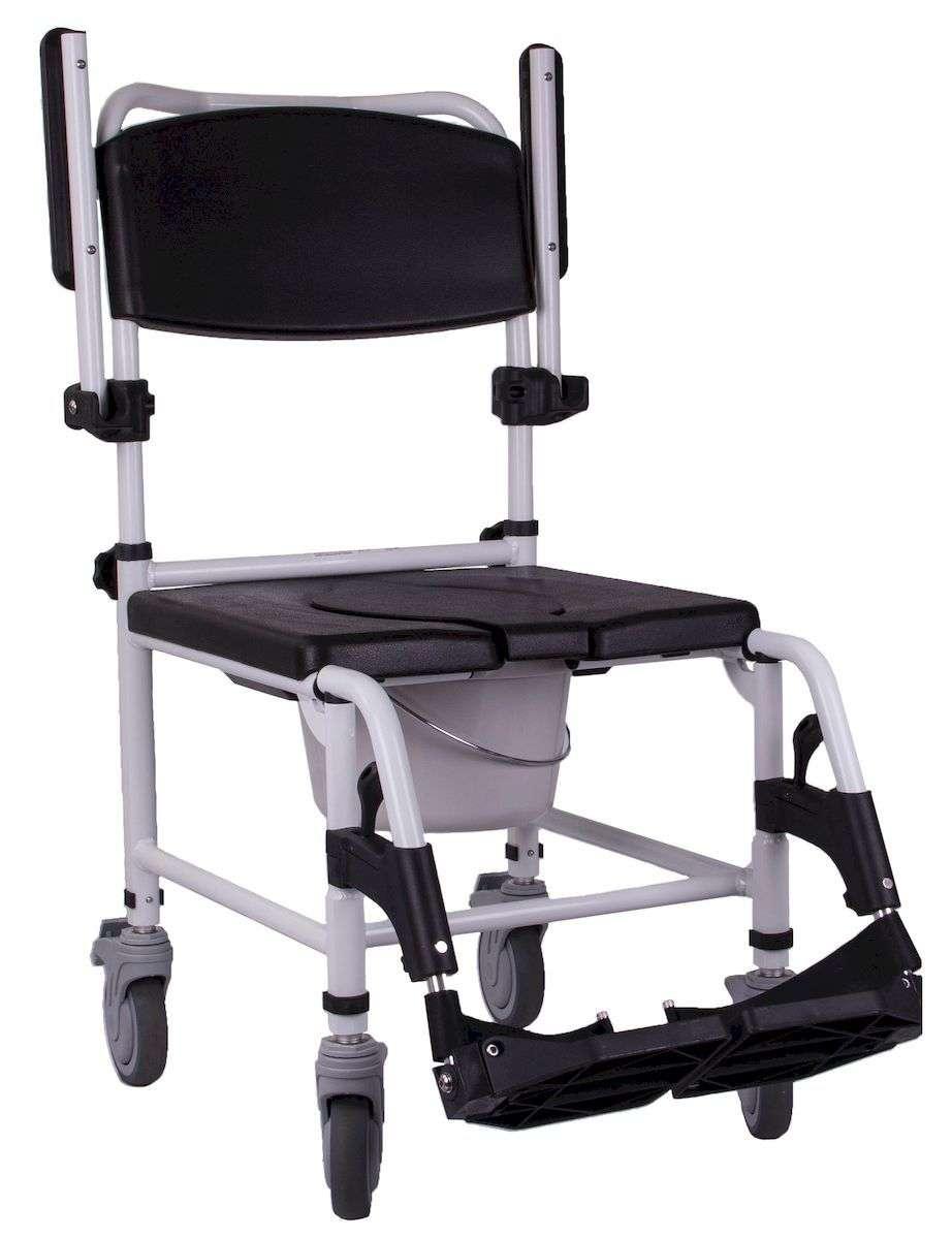 Уценка. Кресло-каталка для душа и туалета, OSD Wave