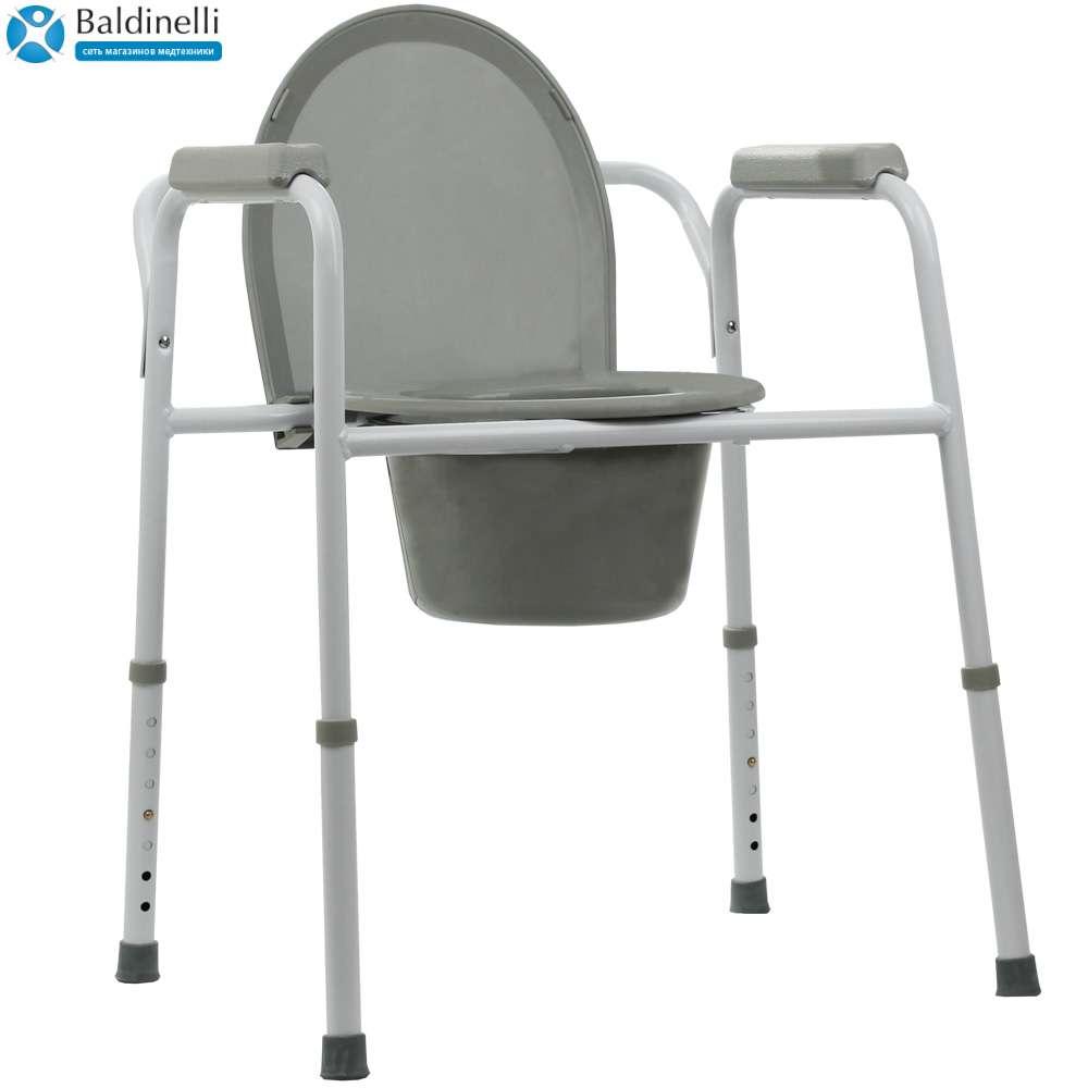 Стальной стул-туалет, OSD-RB-2105