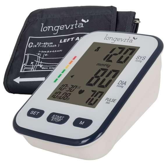 Автоматический тонометр на плечо Longevita BP-102М