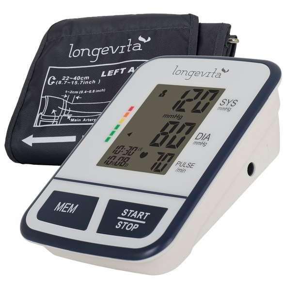 Автоматический тонометр на плечо, Longevita BP-1303